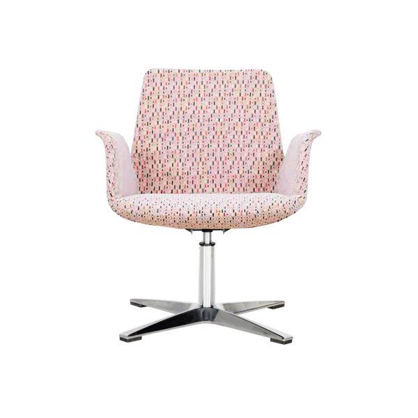 Misafir Sandalyesi Alüminyum Ayaklı Maki