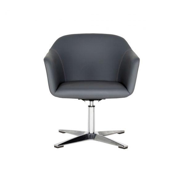 Misafir Sandalyesi Aluminyum Ayakli Aktive